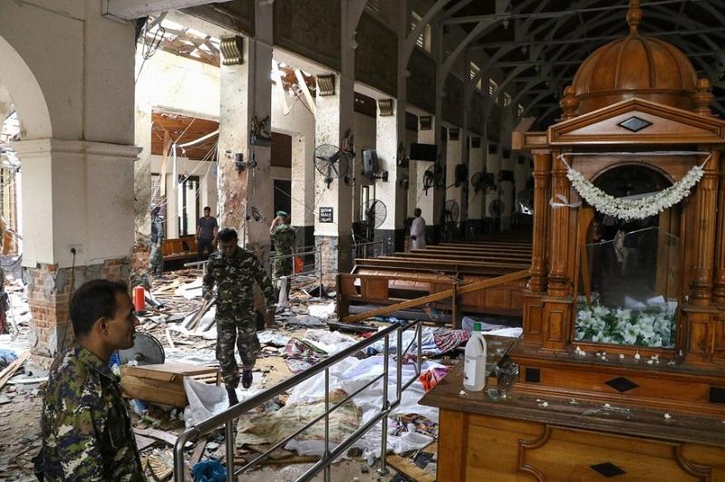 محاکمه ۲ مقام سریلانکایی به خاطر سوءقصدهای عید پاک