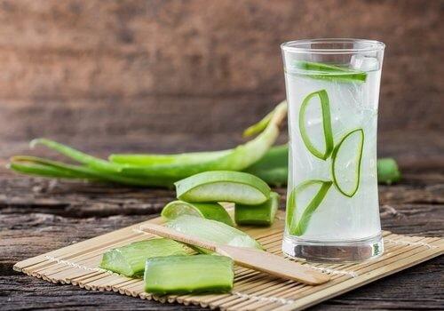 با این نوشیدنی خوشطعم بدن خود را پاکسازی کنید +معجزه درمانی شربت آلوئه ورا