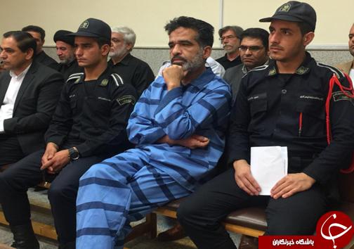 آغاز جلسه دادگاه قاتل امام جمعه کازرون