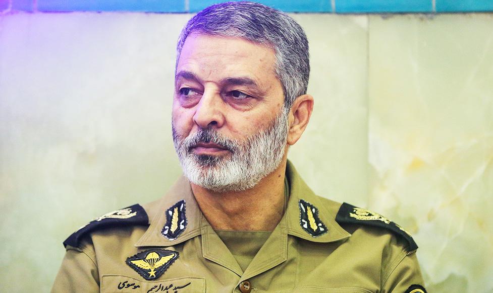 فرمانده کل ارتش انتصاب رئیس سازمان بسیج و جانشین ستاد کل نیروهای مسلح را تبریک گفت