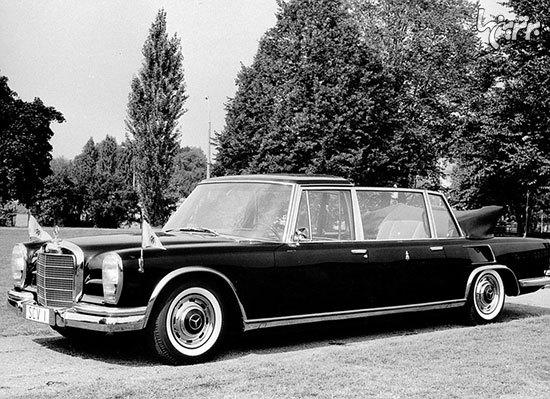 ۱۵ خودروی محبوب سیاستمداران