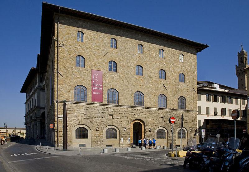 یکی از تاریخیترین انگشتهای اشاره را در فلورانس ایتالیا ببینید