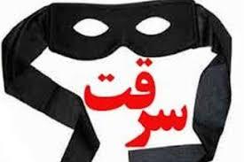فرار سارق عنکبوتی از دیوار خانهای در مشهد/ تهدید پیرزن و پیرمرد صاحبخانه با شیشههای شکسته نورگیر