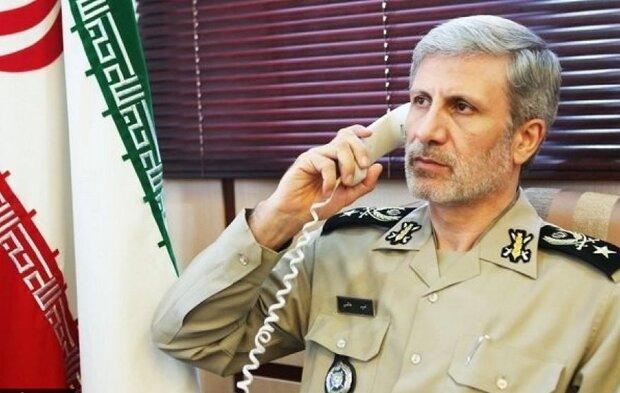 حمایت از دولت و ملت عراق جزء سیاستهای اصولی ایران است