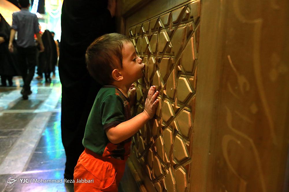 درهای بهشت به دست کدام معصوم باز میشود؟