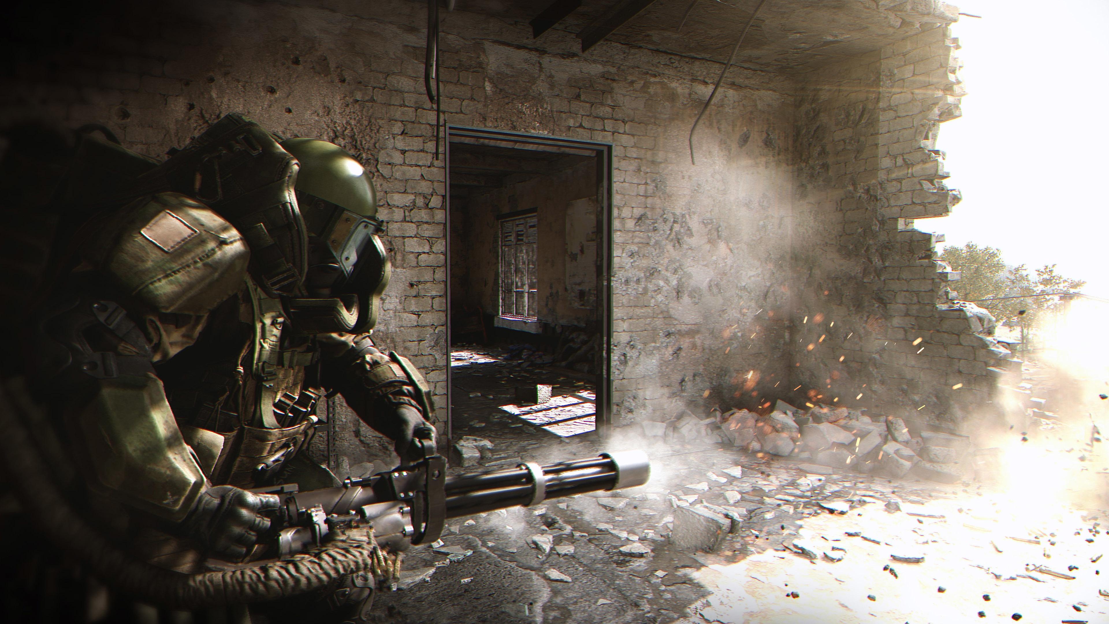 تعویض خشاب بدون خارج شدن از حالت هدفگیری در Call of Duty: Modern Warfare