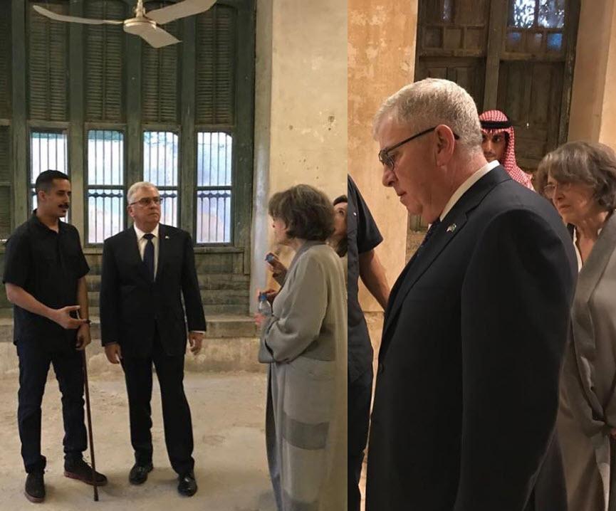 تبدیل غرب عربستان به شهر آمریکایی / از نصب «مجسمه آزادی» تا سلبریتیهای آمریکایی