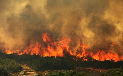 از آتش سوزی در انبار ضایعات در یکی از مناطق اهواز تا افزایش ۱۵۰ درصدی کشف جرائم خشن در مسجد سلیمان