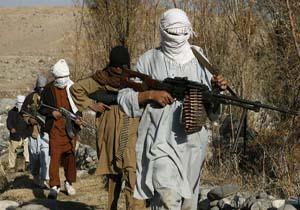 کشته و زخمی شدن ۴۴ تن در حمله خمپارهای طالبان به بازاری در شمال افغانستان