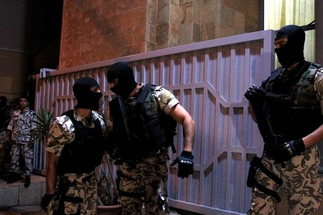 بازداشت ۲ نفر به اتهام حمله به کاروان وزیر لبنانی