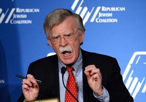 بولتون: ایران باید برای کنار گذاشتن آرمانهای هستهایاش تحت فشار قرار گیرد!
