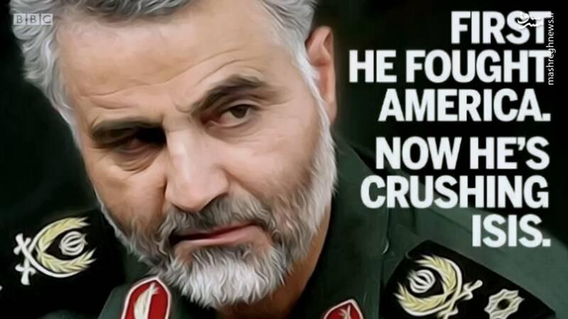 فرماندههان آمریکایی درباره سردار سلیمانی چه میگویند + تصاویر