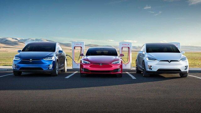 خودروهای برقی که در فروش رکورد زدند