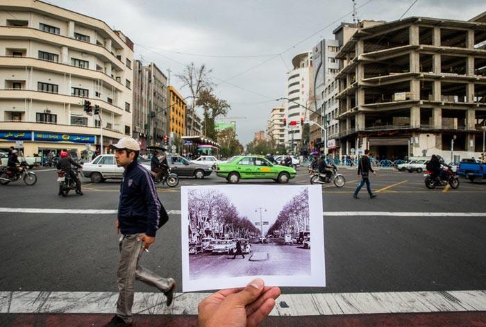 از طهران تا تهران / نام خیابانها و پارک های پایتخت در گذشته چه بود؟