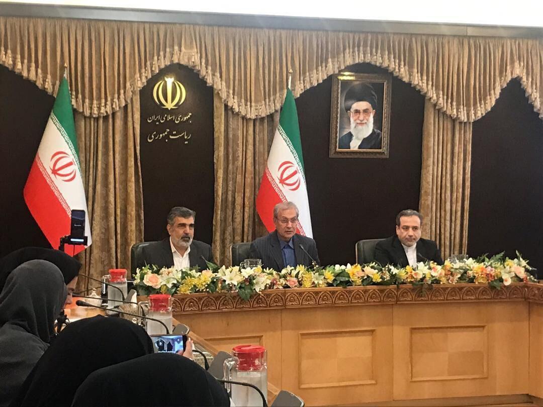ایران گام دوم را محکمتر بداشت/ از امروز به غلظت غنی سازی متعهد نیستیم/ امروز از میزان 3.67 غنیسازی اورانیوم عبور خواهیم کرد