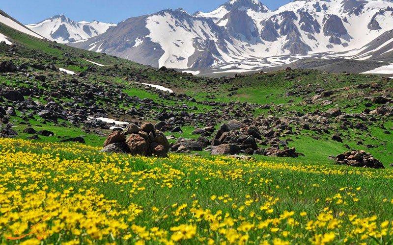 اردبیل؛ مقصدی خنک برای مسافران تابستانی/تجربه سفر به جاذبههای گردشگری بدیع در دیار سبز ایران