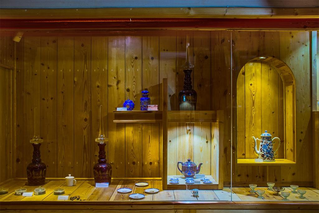 مرور تاریخچه چای ایران در یک موزه(معرفی موزه)