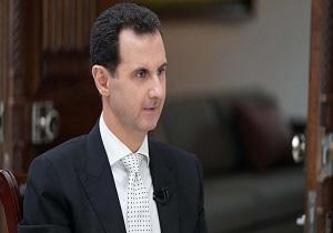 باشگاه خبرنگاران -دیدار وزیر خارجه عمان با بشار اسد در دمشق