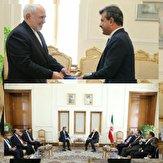 باشگاه خبرنگاران -سفیر جدید افغانستان با ظریف دیدار کرد