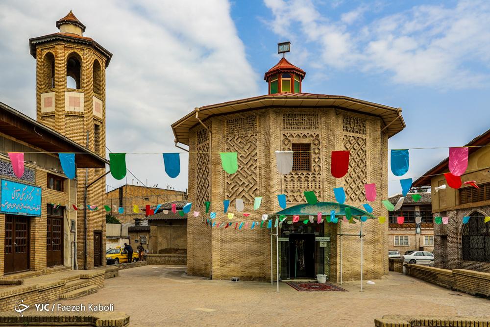 امامزاده نور در شهر گرگان استان گلستان