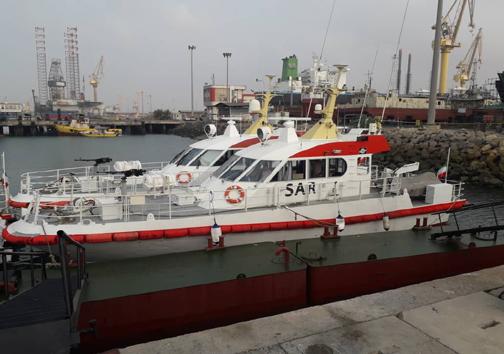 الحاق شناورهای پیشرفته کلاس حیدر به ناوگان مرزبانی در خلیج فارس