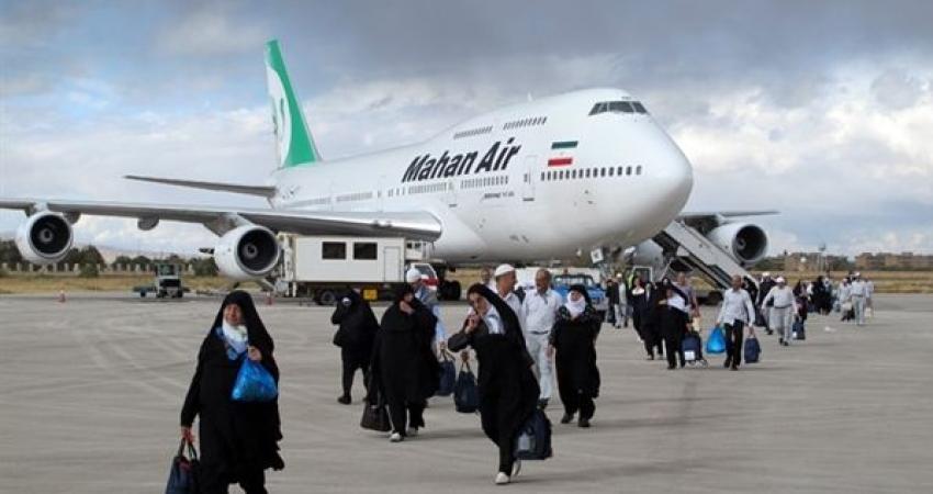 اعزام ۳۰ هزار زائر خانه خدا از ترمینال سلام فرودگاه امام خمینی(ره)/ عملیات حج از ۱۷تیر تا ۱۷شهریور ادامه دارد