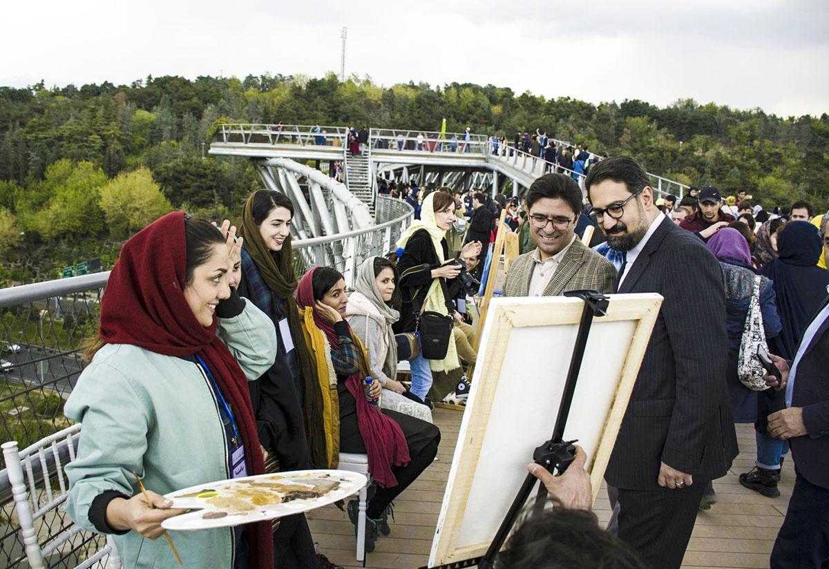 ایجاد شعبههای انجمن در شهرستانها در آیندهای نزدیک/ دوسالانه نقاشی سال آینده برگزار میشود