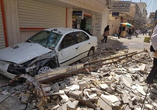 زلزله ۵.۷ ریشتری استان خوزستان را لرزاند/ تاکنون خسارت جانی گزارش نشده/ اعزام تیم های ارزیاب به منطقه +فیلم و تصویر