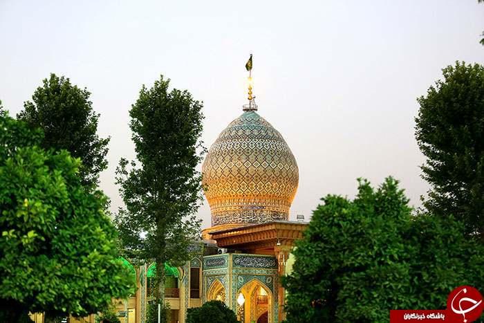 چراغ سرزمین مشاعیر ایران که بود؟
