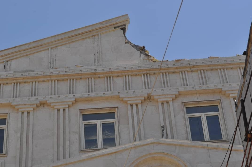 زلزله ۵.۷ ریشتری استان خوزستان را لرزاند/ ۴۷ نفر کشته و مجروح شدند/ بیمارستان نفت مسجدسلیمان تخلیه شد +فیلم و تصاویر