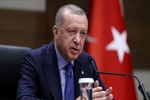 اردوغان: آمادگی ها برای بارگیری سامانه اس-400 به ترکیه در جریان است