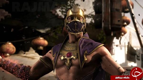 بیوگرافی Rain؛ یک شخصیت انحرافی در بازی Mortal Kombat!