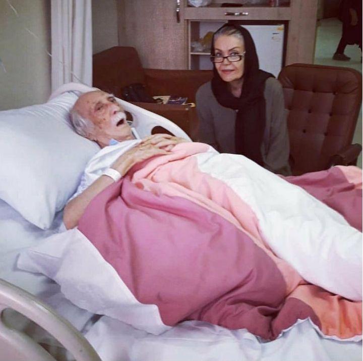 داریوش اسدزاده در بیمارستان بستری شد