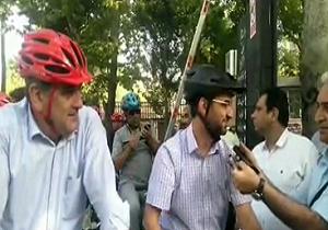 وزیر ارتباطات به پویش سهشنبههای بیدود پیوست