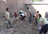 باشگاه خبرنگاران -تلاش اردوهای جهادی در روستاهای نهاوند + فیلم