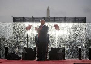هزینههای هنگفت مراسم روز استقلال آمریکا برای ترامپ دردسرساز شد