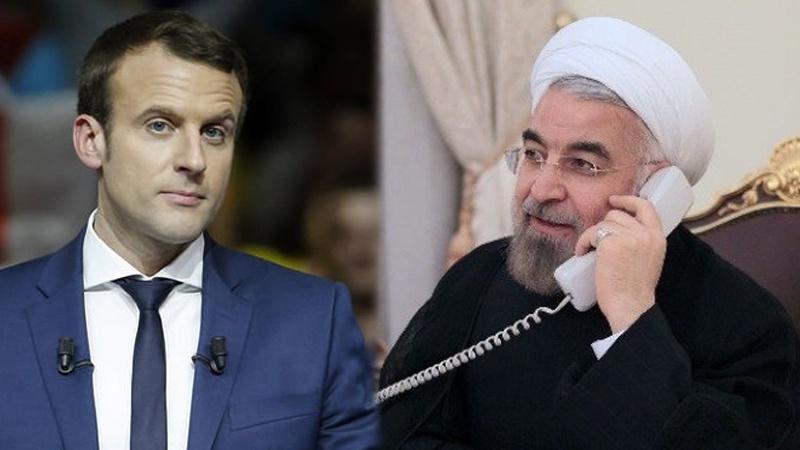 روابط سینوسی فرانسه با ایران/ سیاست سینوسی پاریس در قبال تهران/ مکرون پلیس خوب این روزهای اروپا در تعامل با تهران