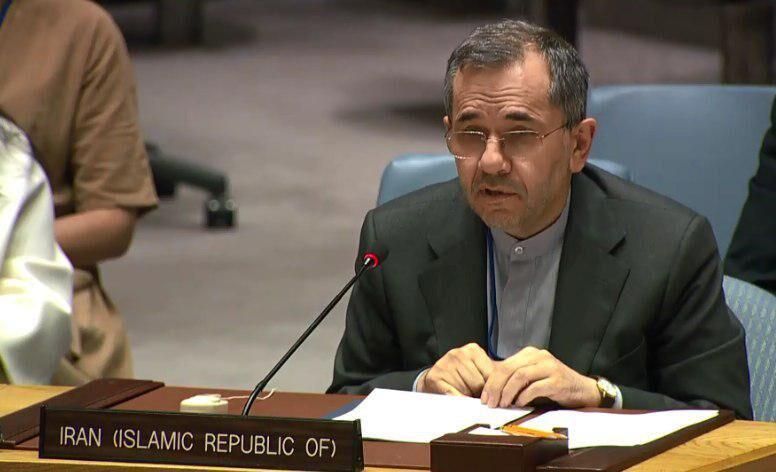 آمریکاییها با منافقین همکاری تنگاتنگی دارند/ ایران قربانی تروریسم و جرایم سازمان یافته است