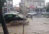 باشگاه خبرنگاران -آبگرفتگی خیابانهای ارومیه بعد از بارندگی + فیلم
