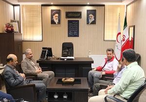 جمعیت هلالاحمر و اداره کل زندانهای استان یزد تفاهمنامه همکاری امضا کردند