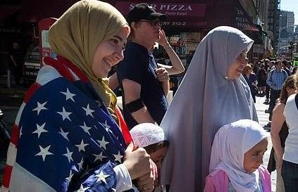 خاطره جالب یک زن آمریکایی درباره حجاب