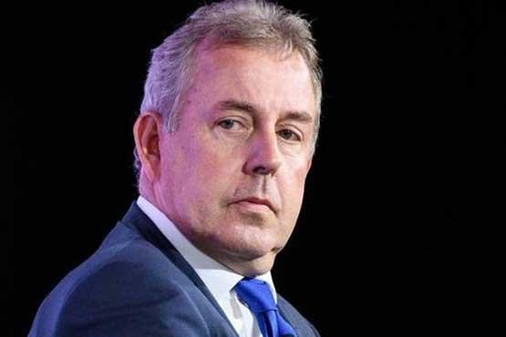 استعفای سفیر انگلیس در آمریکا به دنبال جنجال اخیر