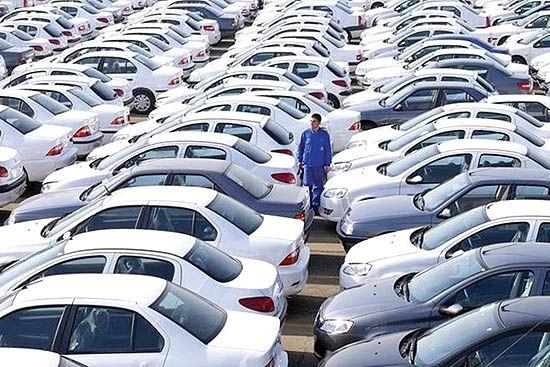 کاهش تولید انواع خودرو در سه ماهه نخست سال ۹۸