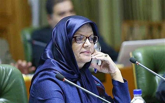 واکنش عضو شورای شهر تهران به چالش خانم بازیگر
