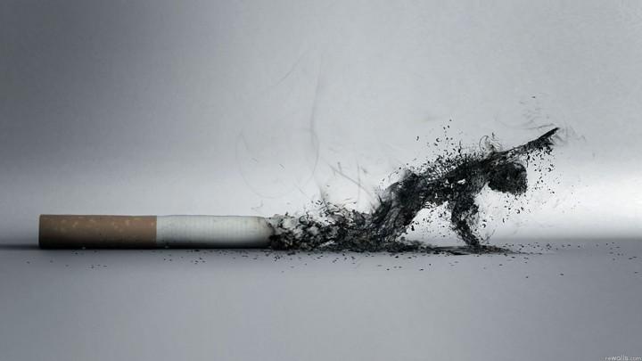 سیگار بکشید تا کور شوید؛ وقتی که دود سیگار به چشم هایتان رخنه میکند