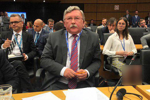 روسیه: چه کسی به آمریکا این حق را داده که صادرات نفت ایران را تحریم کند؟