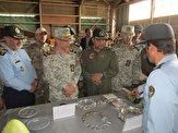 باشگاه خبرنگاران -سرلشکر باقری از پایگاه هوایی شهیدحبیبی مشهد بازدید کرد