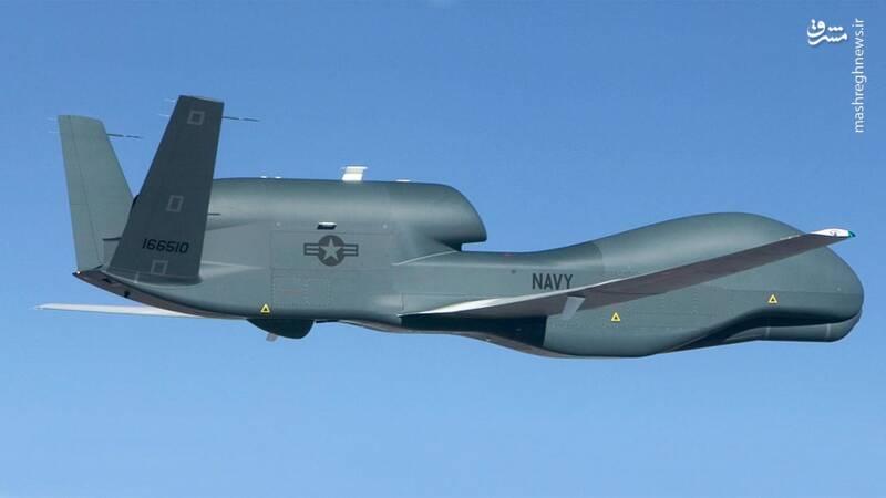 کدام چشم ایرانی «بلندپروازترین پهپاد آمریکایی» را کشف کرد؟ / جزییات استفاده «گلوبال هاوک» از سامانه خاص مقابله با موشکهای پدافندی +عکس