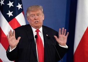 افشای نارضایتی ترامپ از موضع مشاورانش در قبال ایران