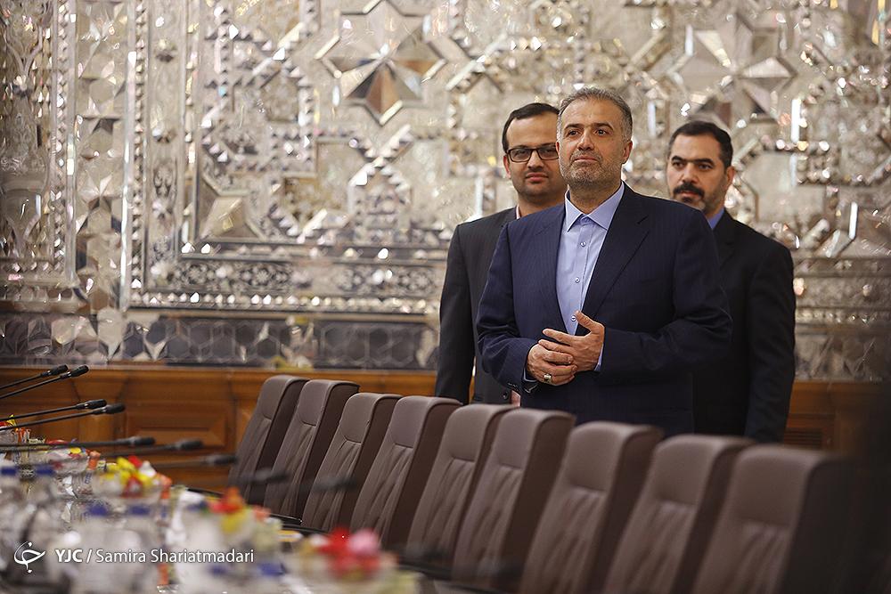 جلالی به عنوان سفیر ایران در روسیه انتخاب شد